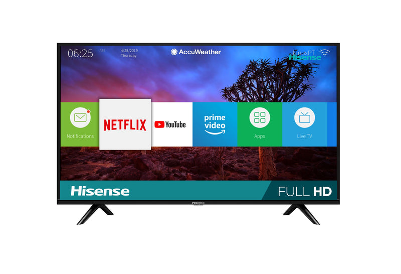 "Hisense 40"" SMART LED TV - 40H5509"