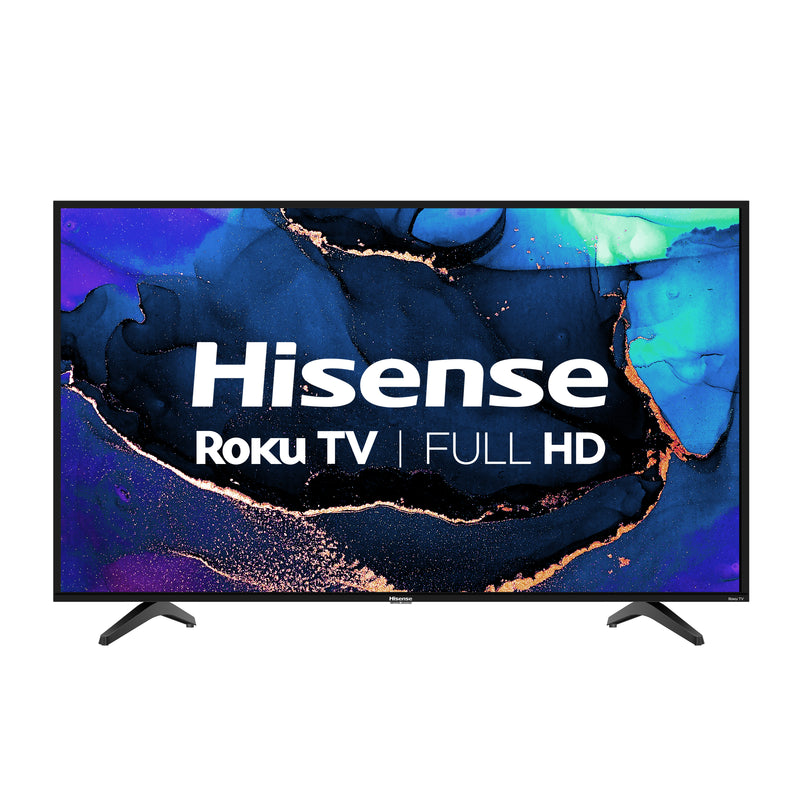 "Hisense 40"" 1080p LED SMART Roku TV - 40H4G"
