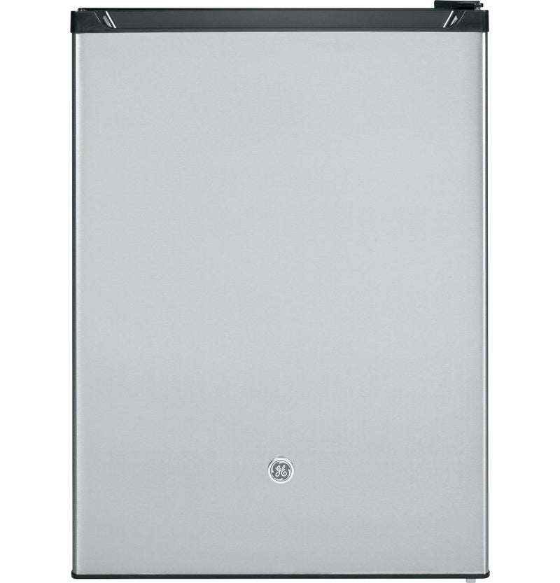 GE Stainless Steel Compact Refrigerator (5.6 Cu. Ft.) - GCE06GSHSB