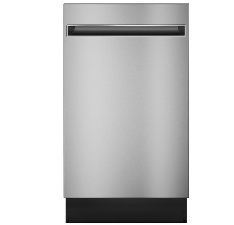 "Haier Stainless Steel 18"" Dishwasher- QDT125SSLSS"