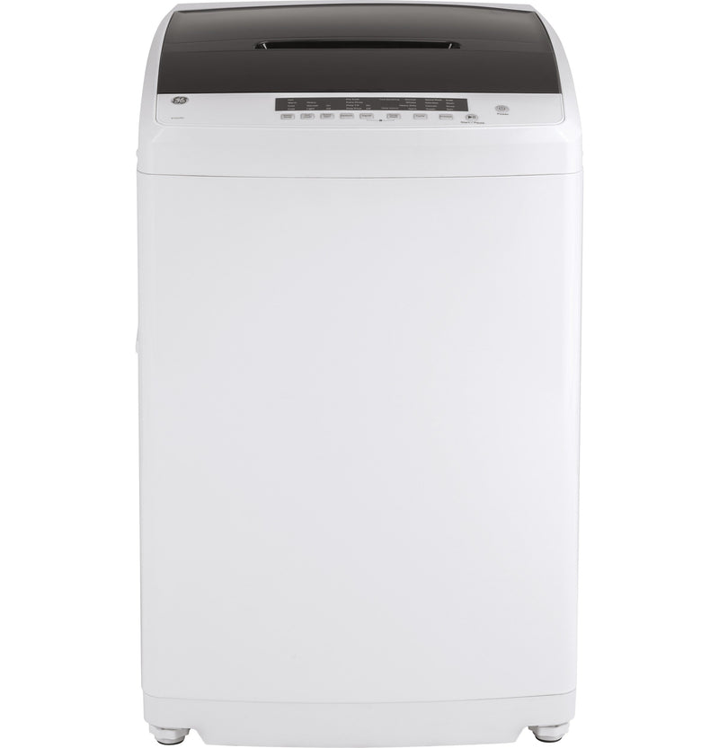 GE White Portable Washer (3.3 IEC Cu. Ft.) - GNW128PSMWW