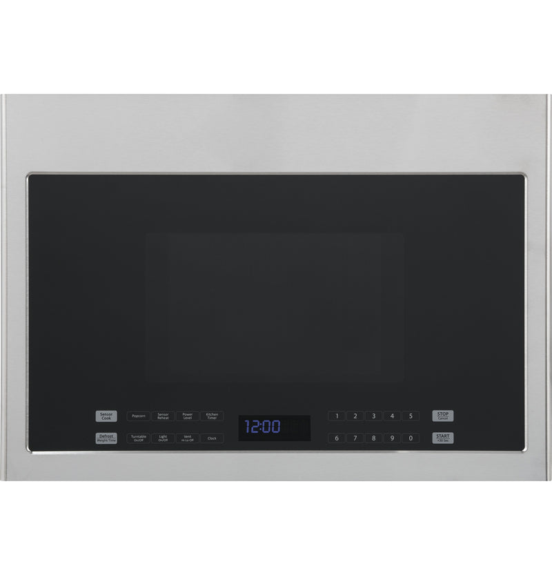 "Haier 24"" Stainless Steel Over-The-Range Microwave (1.4 Cu. Ft.) - HMV2583BHS"