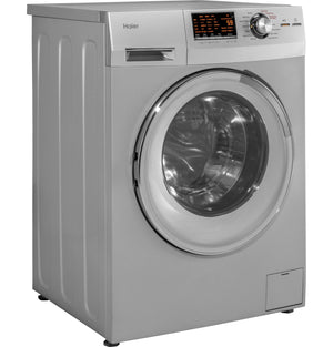 Haier Stainless Steel Front Load Washer-Dryer Combo (2 Cu. Ft.) - HLC1700AXS