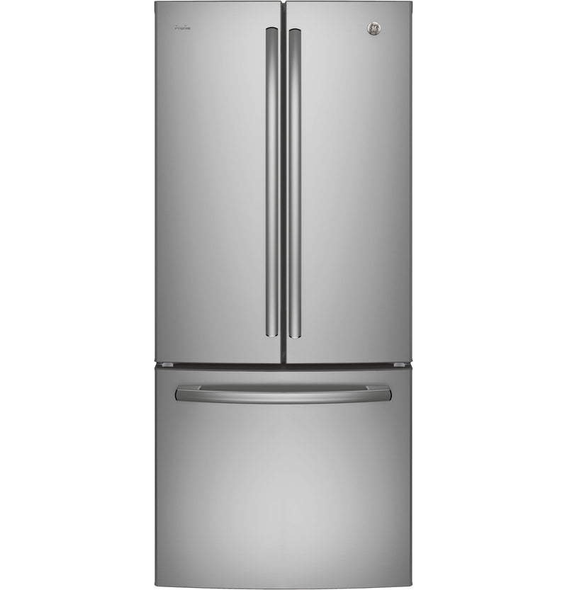 GE Profile Series Stainless Steel French Door Refrigerator (20.8 Cu. Ft.) - PNE21NSLKSS