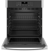 GE Stainless Steel Single Wall Oven (4.3 Cu.Ft.) - JKS3000SNSS
