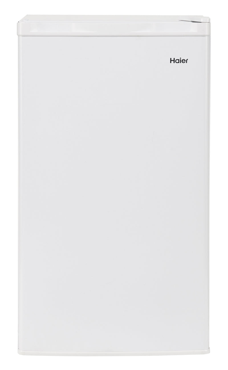 Haier White Compact All-Refrigerator (3.2 Cu. Ft.) - HC32SA42SW