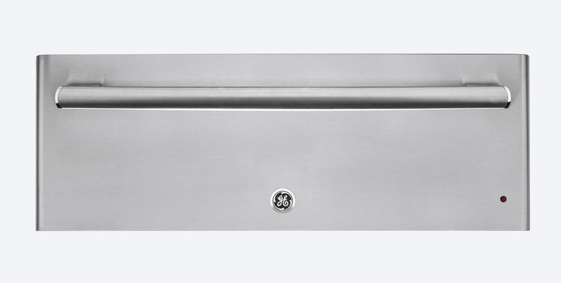 "GE Profile Stainless Steel 30"" Warming Drawer - PW9000SFSS"