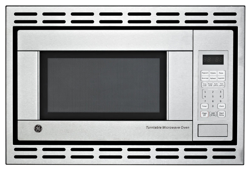 GE Stainless Steel Built-In Microwave (1.1 Cu. Ft.) - JE1140STC