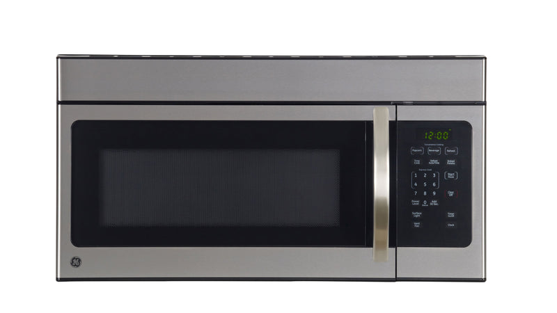 GE Stainless Steel Over-the-Range Microwave (1.6 Cu. Ft.) - JVM1625STC