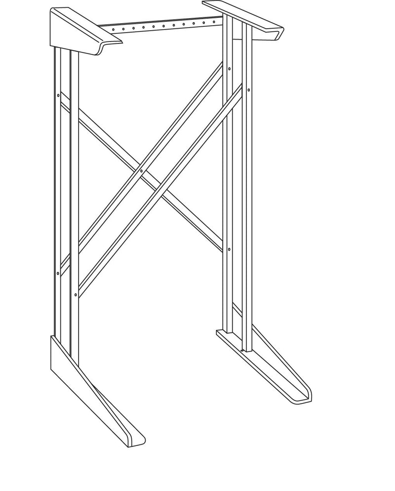 GE Spacemaker Laundry Stack Rack - DSDR24F