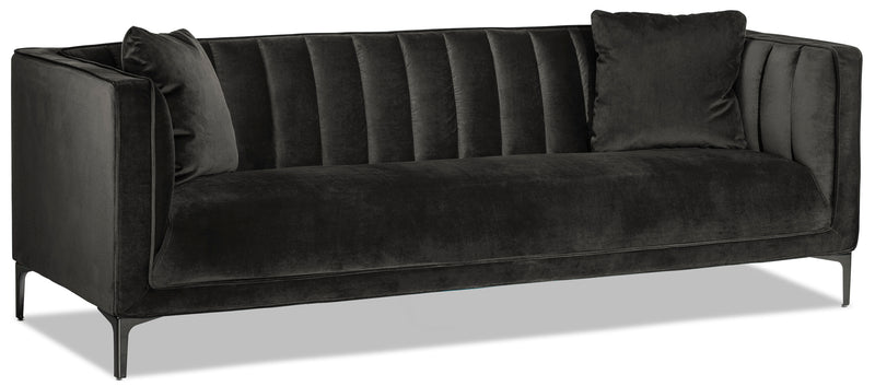 Celina Sofa - Dark Grey