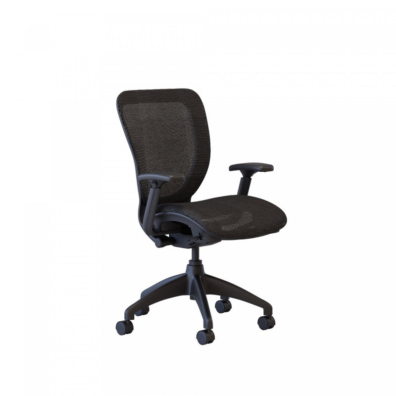 Liam Office Chair - Black
