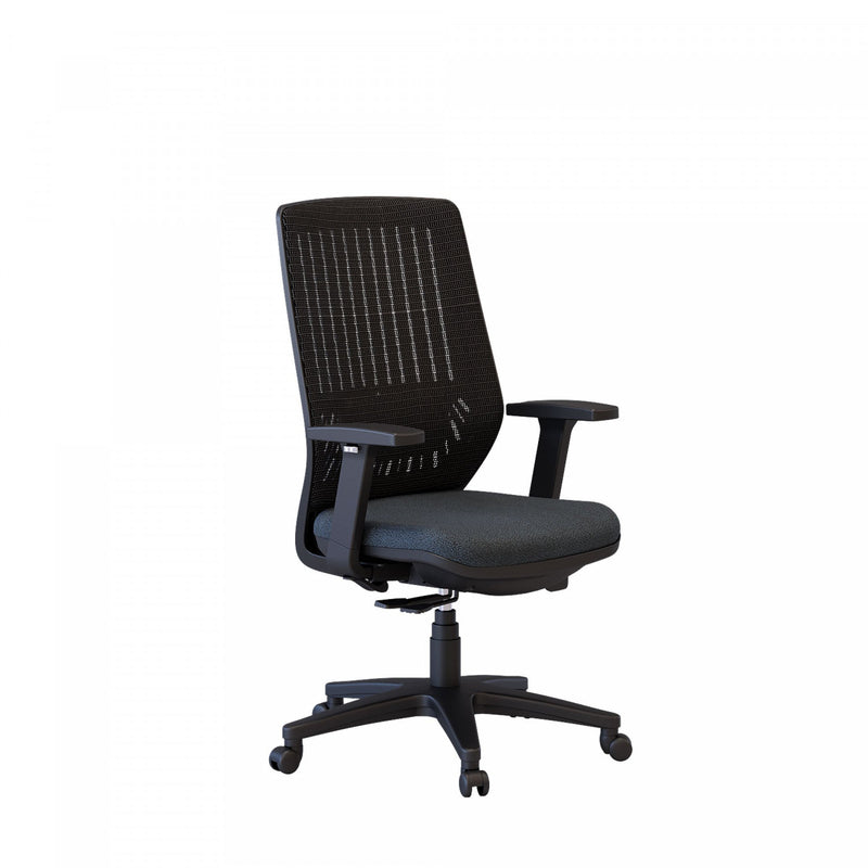 Mason Office Chair - Graphite