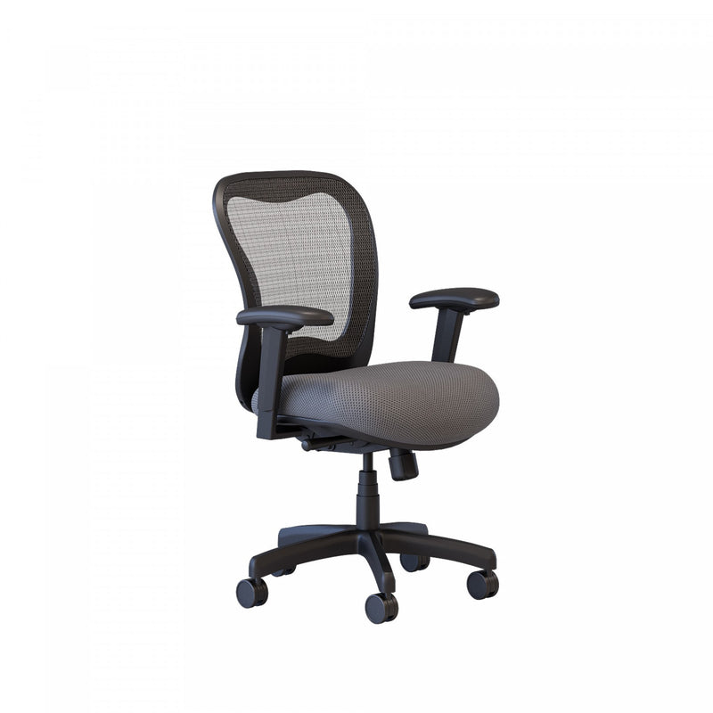Elijah Office Chair - Grey