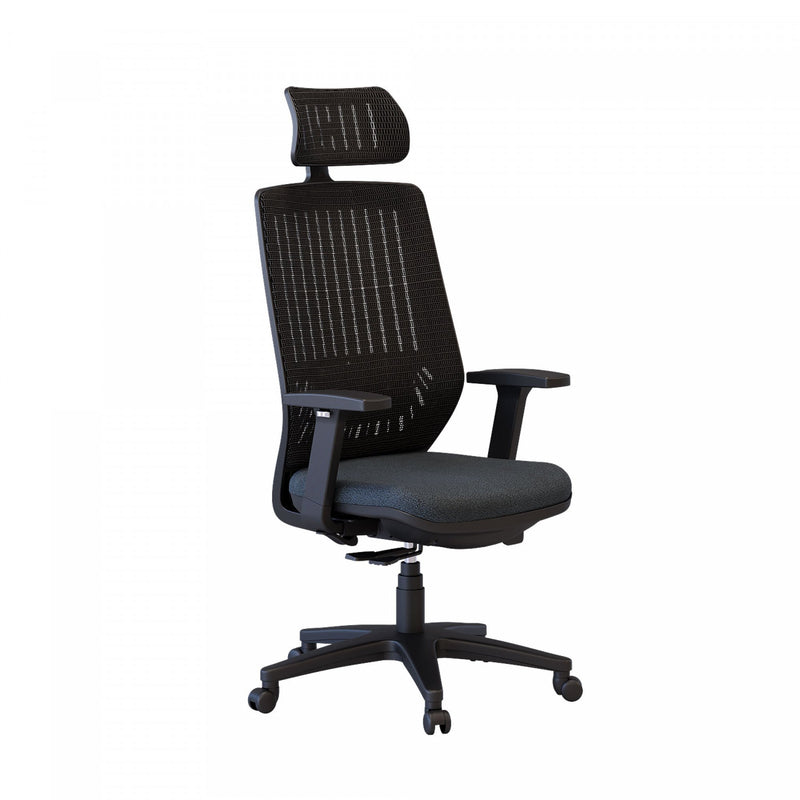 Noah Office Chair - Graphite