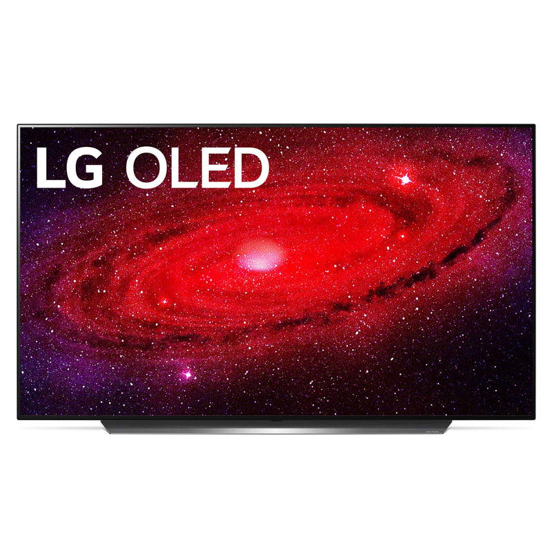 "LG 77"" CX OLED 4K Smart TV with Thin Q AI and Alpha 9 Gen 3 Intelligent Processor - OLED77CX"