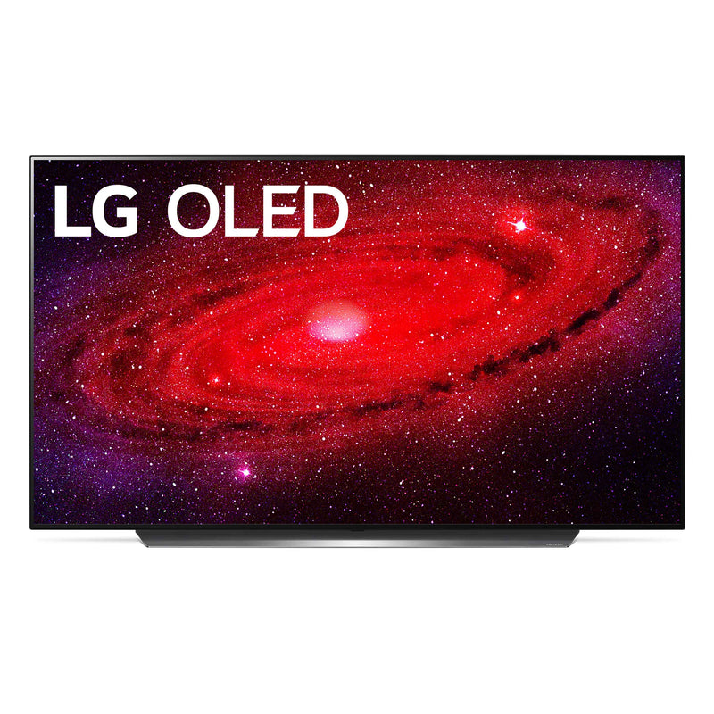 "LG 65"" CX OLED 4K Smart TV with Thin Q AI and Alpha 9 Gen 3 Intelligent Processor - OLED65CX"
