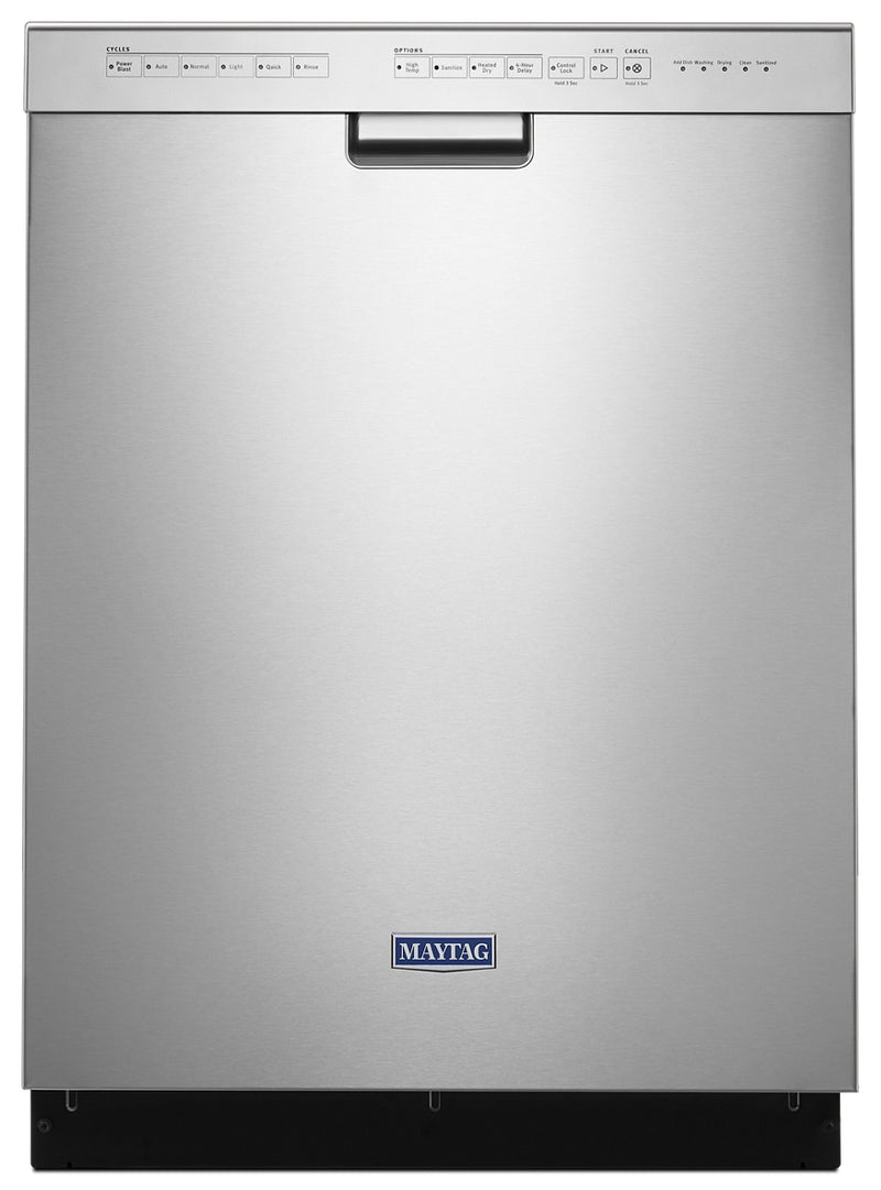 "Maytag Stainless Steel 24"" Dishwasher - MDB4949SHZ"