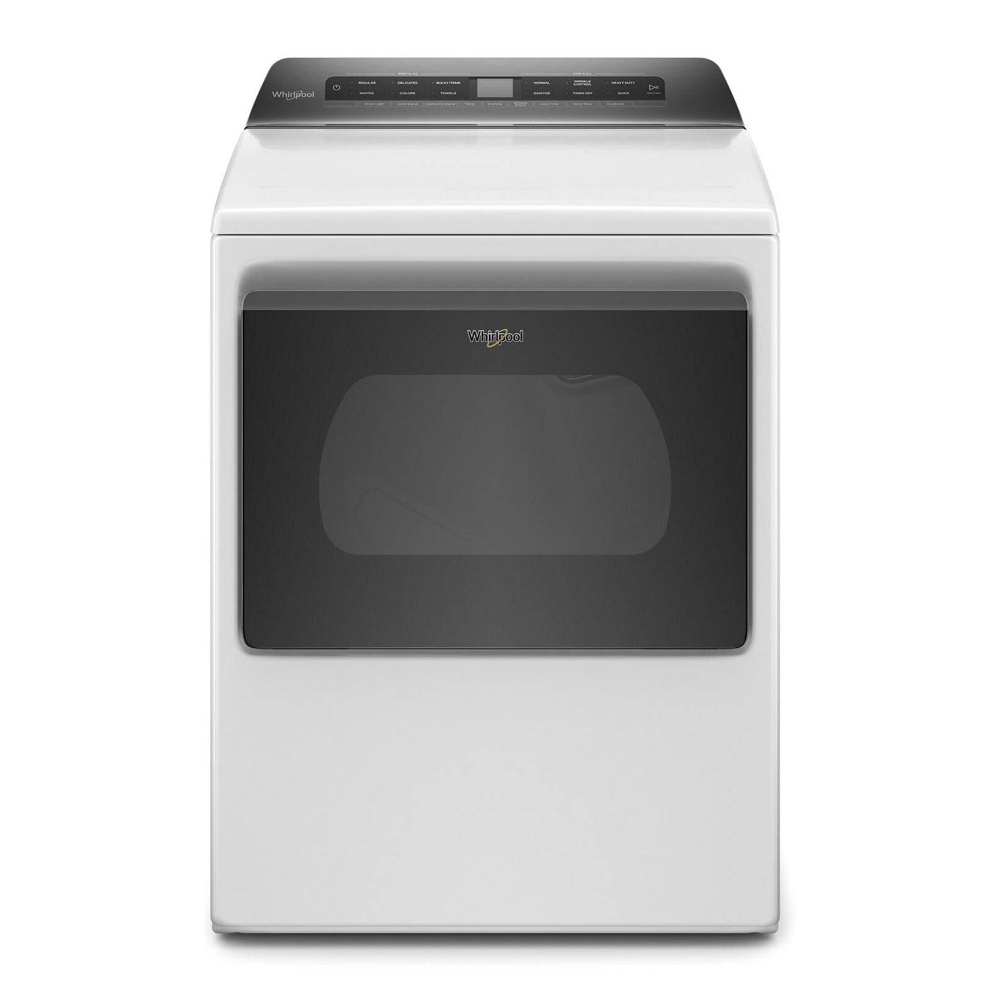 Whirlpool White Electric Dryer 7 4 Cu Ft Ywed5100hw Leon S