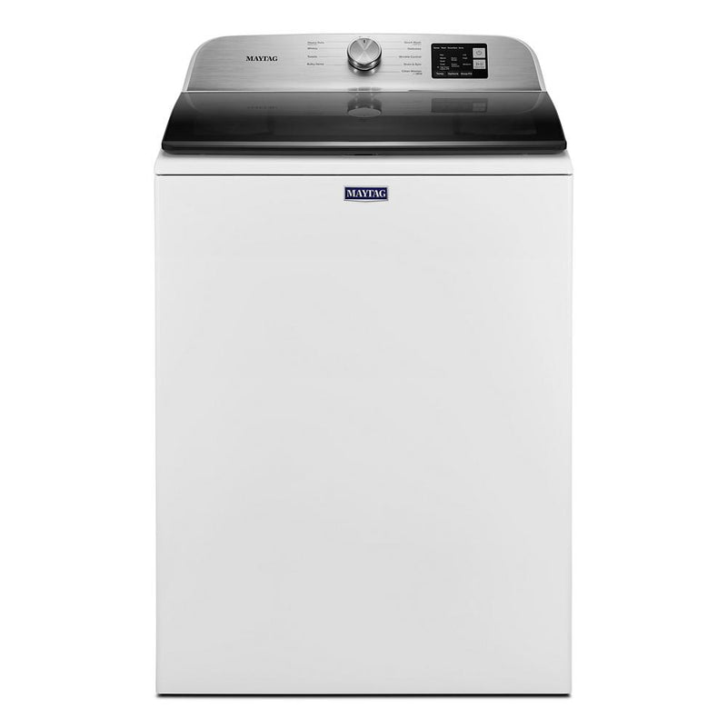 Maytag White Top Load Washer (5.5 cu.ft.) - MVW6200KW
