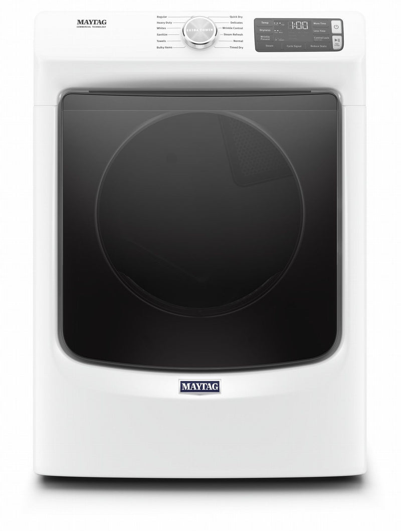 Maytag White Gas Dryer (7.3 Cu. Ft.) - MGD6630HW