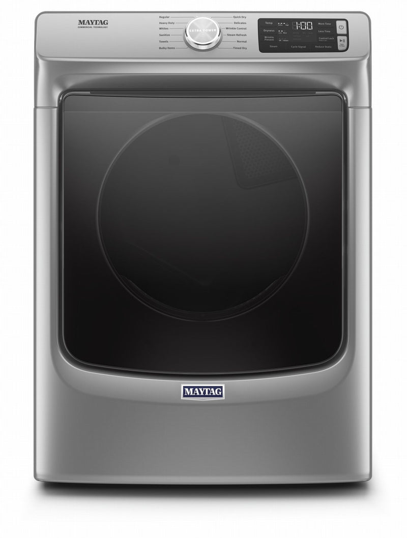 Maytag Metallic Slate Electric Dryer (7.3 Cu. Ft.) - YMED6630HC