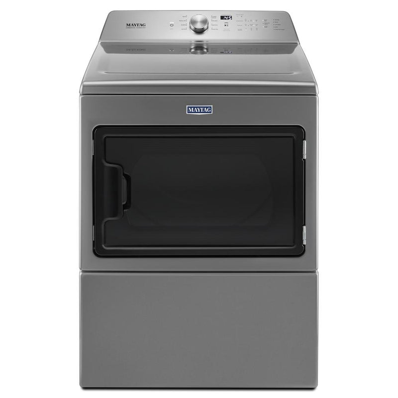 Maytag Metallic Slate Electric Dryer (7.4 Cu. Ft.) - YMEDB765FC