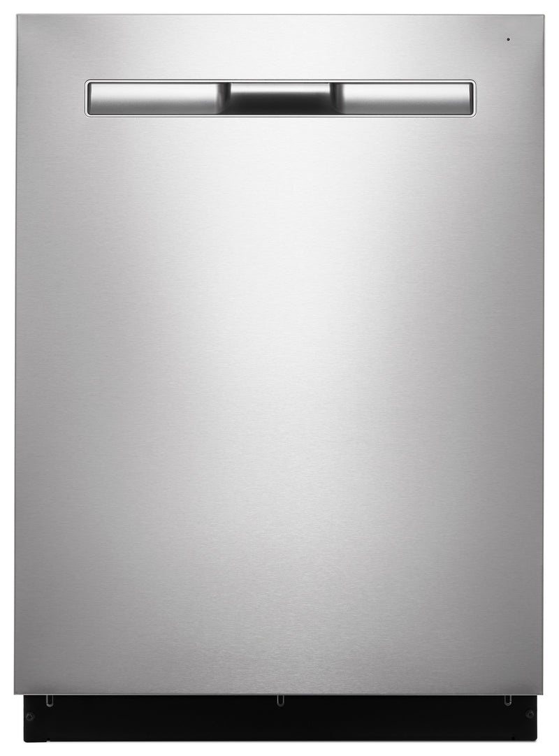 "Maytag Fingerprint Resistant Stainless Steel 24"" Dishwasher - MDB7959SHZ"