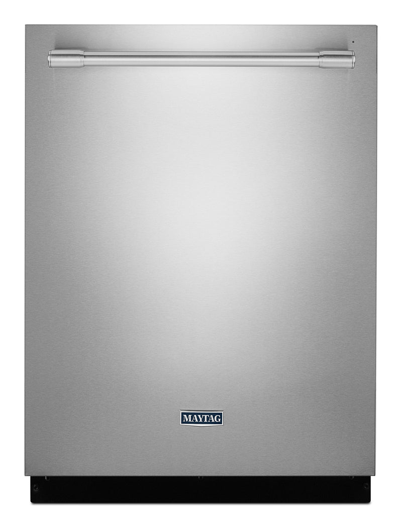 "Maytag Fingerprint Resistant Stainless Steel 24"" Dishwasher - MDB7979SHZ"