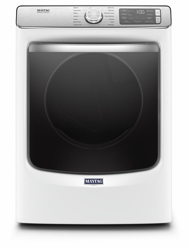 Maytag White Gas Dryer (7.3 Cu. Ft.) - MGD8630HW