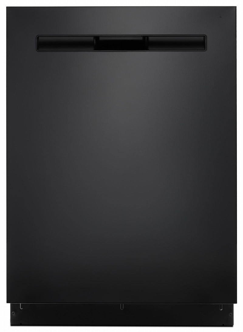 "Maytag Black 24""Dishwasher (48 dBA) - MDB8989SHB"