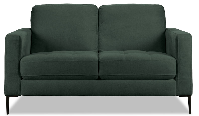 Leanne Loveseat - Green