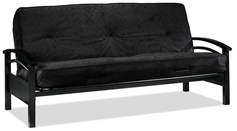 Raleigh Futon - Black
