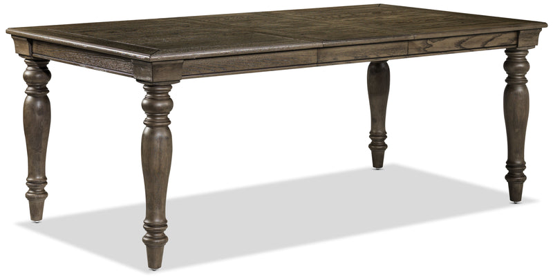 Bilboa Dining Table - Roasted Oak