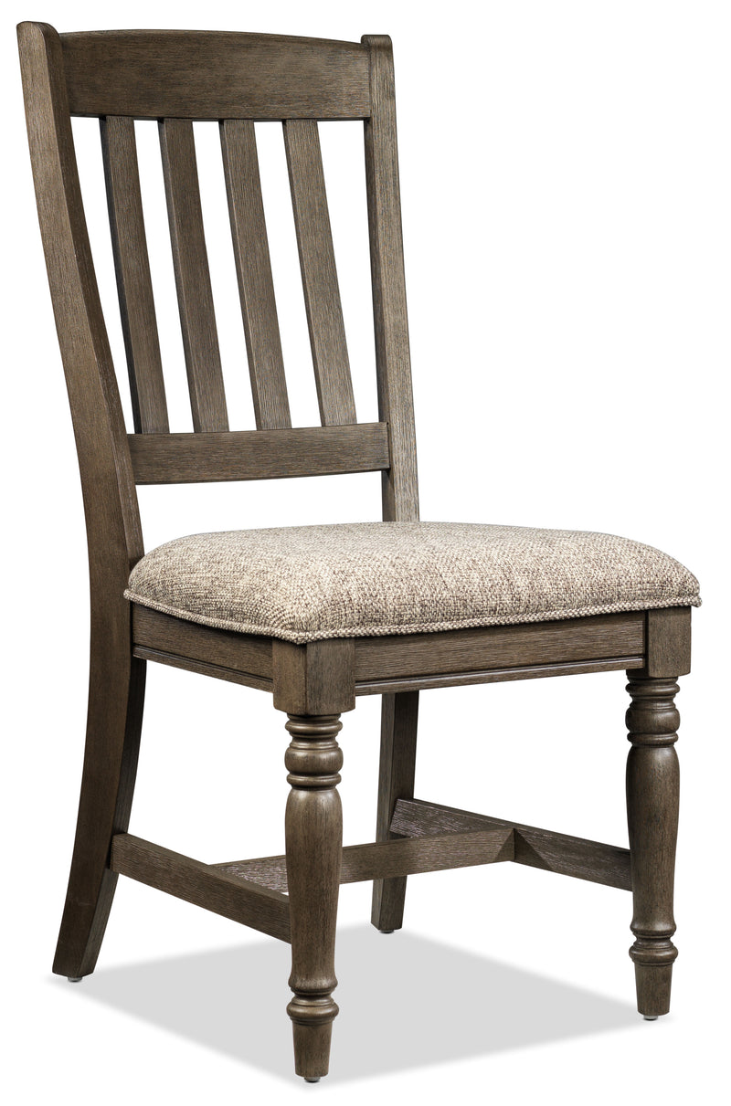 Bilboa Dining Chairs - Roasted Oak