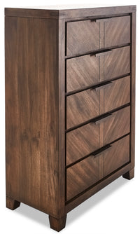 Nathan Chest - Brown Cherry