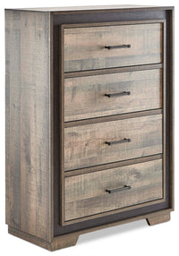 Orlando Chest - Weathered Brown