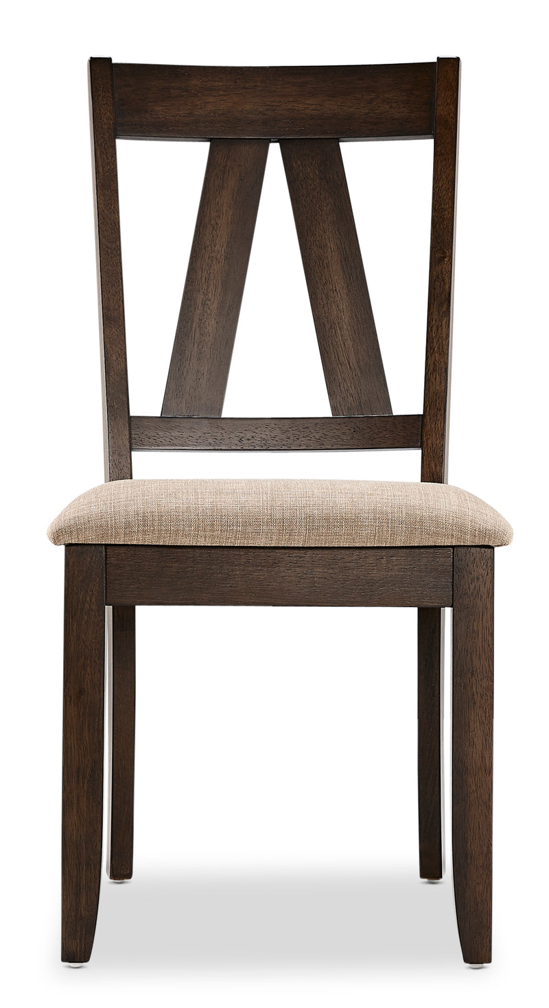 Thompson Side Chair - Espresso
