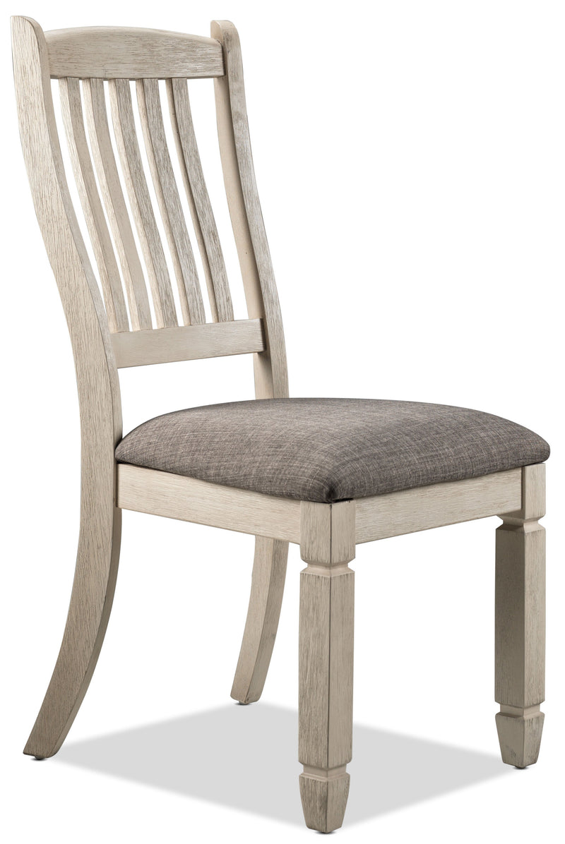 Harold Side Chair - Antique White