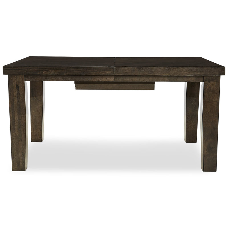 Colin Dining Table - Dark Brown