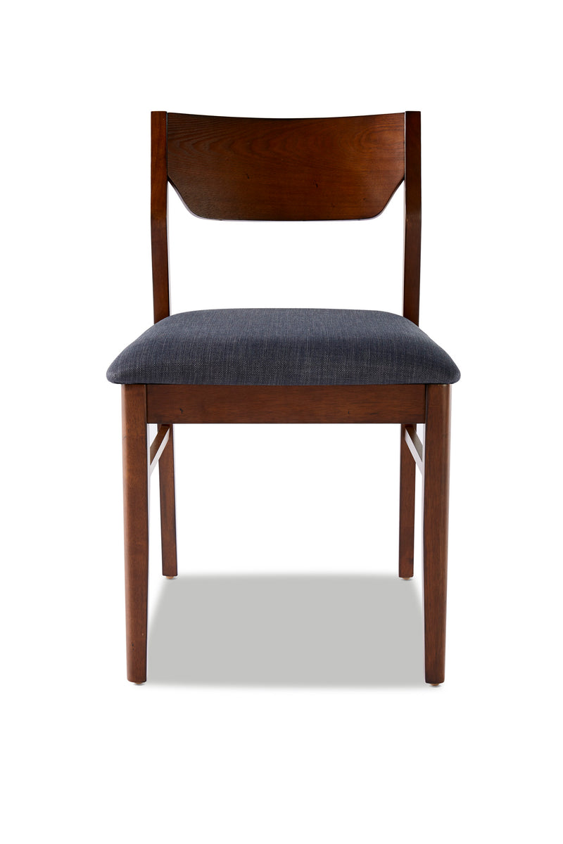 Lenard Side Chair - Smoke