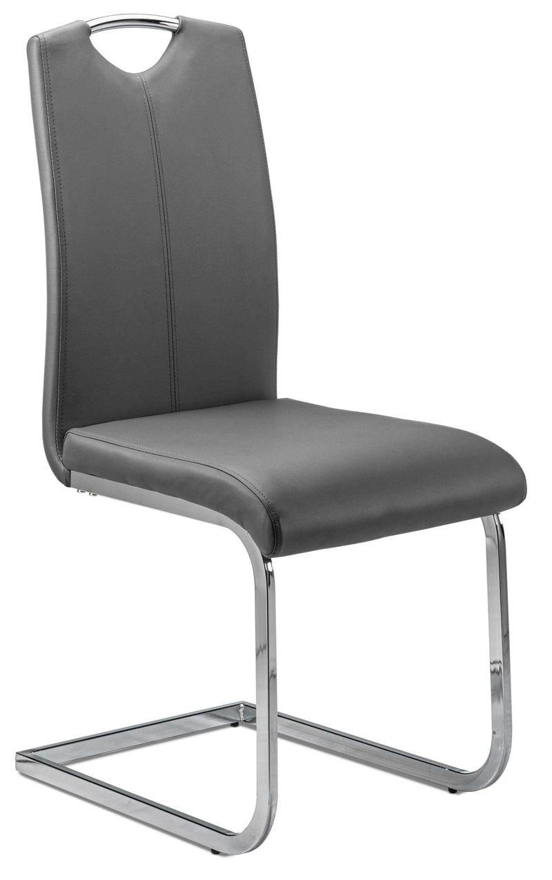 Danny Side Chair - Grey