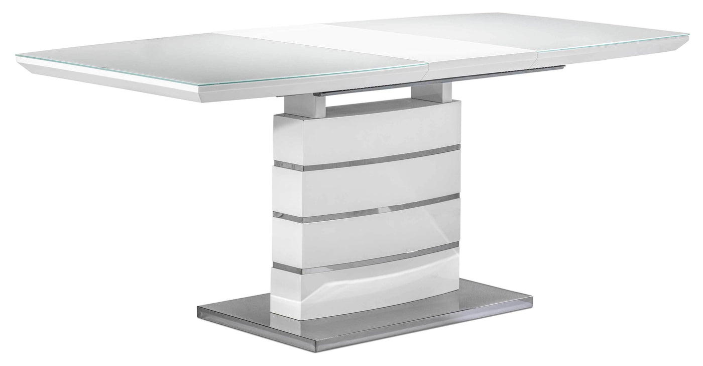 Danny Dining Table White Leon S
