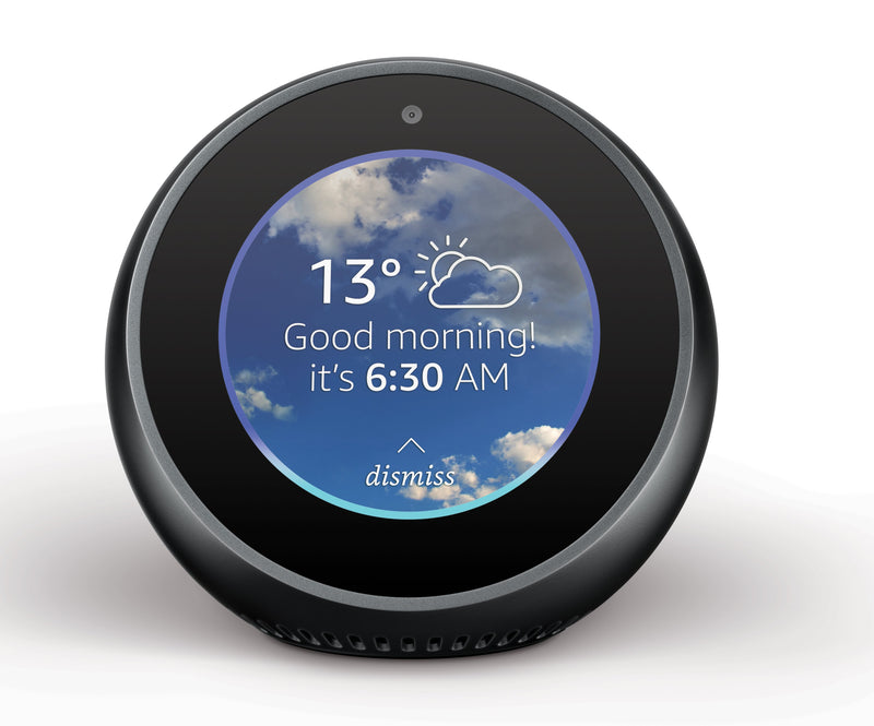 Amazon Echo Spot with Alexa