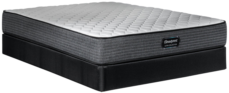Simmons Beautyrest Hayden Extra Firm Queen Mattress and Boxspring Set