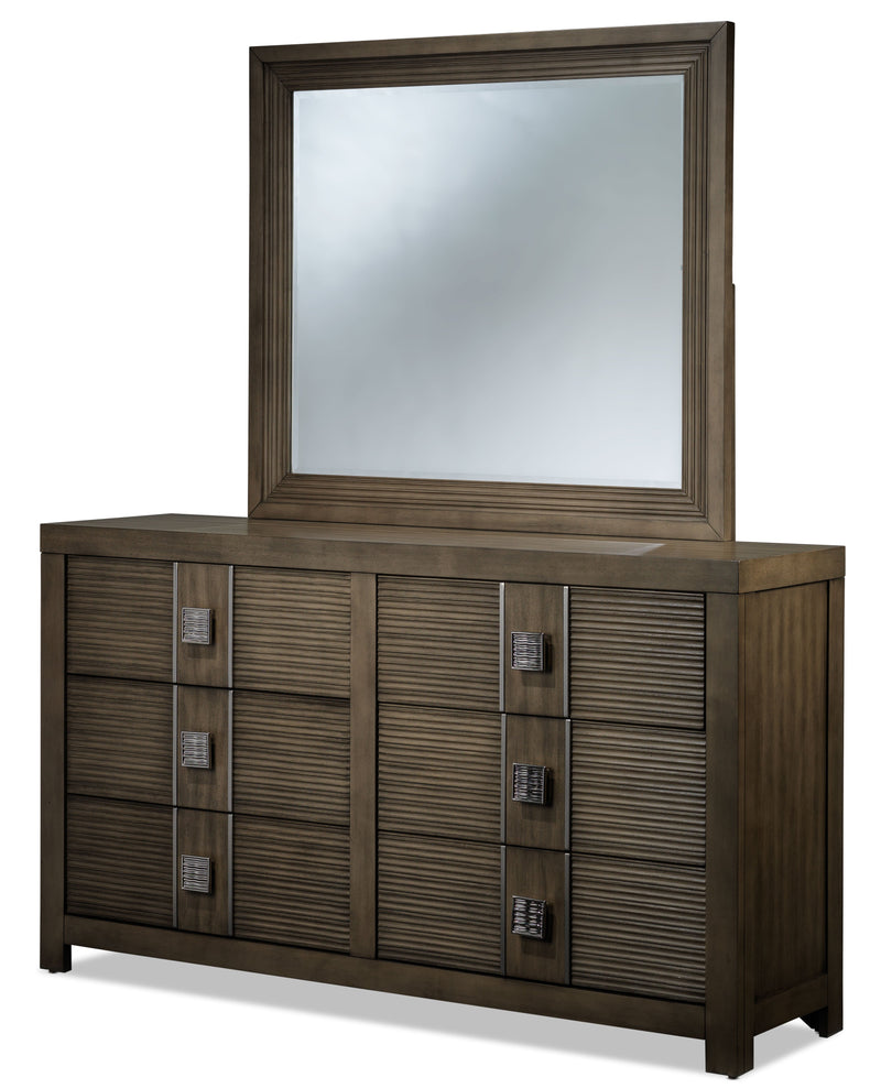 Salon Dresser - Sable
