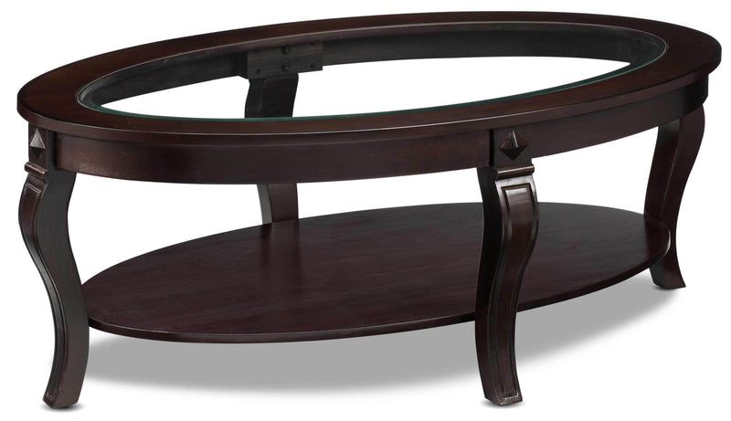 Madeira Coffee Table - Walnut