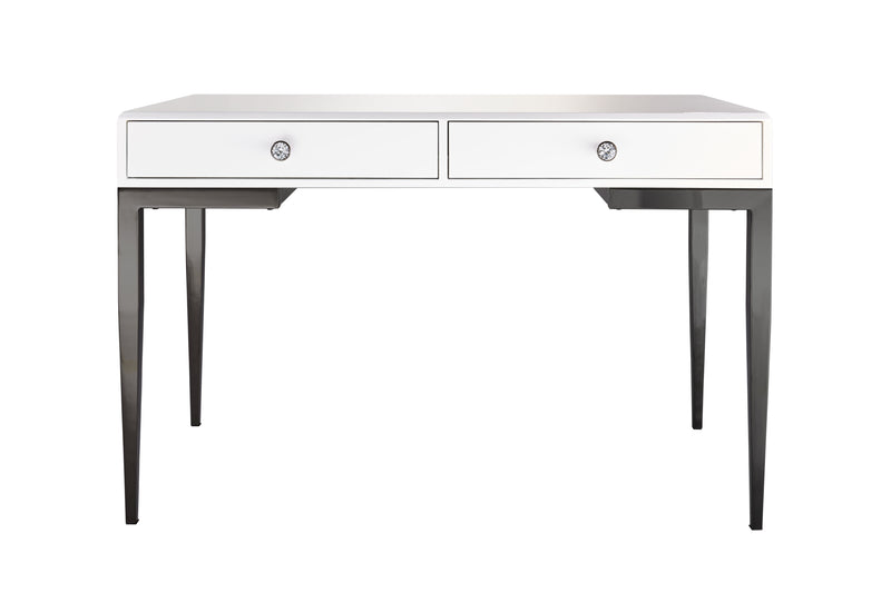 Lima Office Desk - White