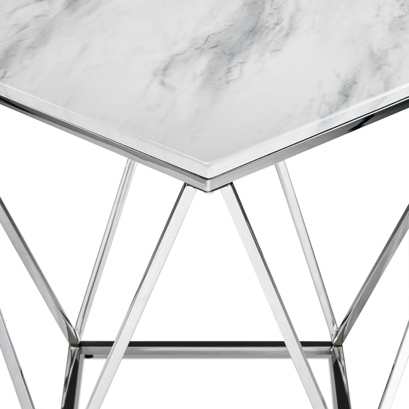 Prime Lynn Coffee Table Marble And Stainless Steel Machost Co Dining Chair Design Ideas Machostcouk