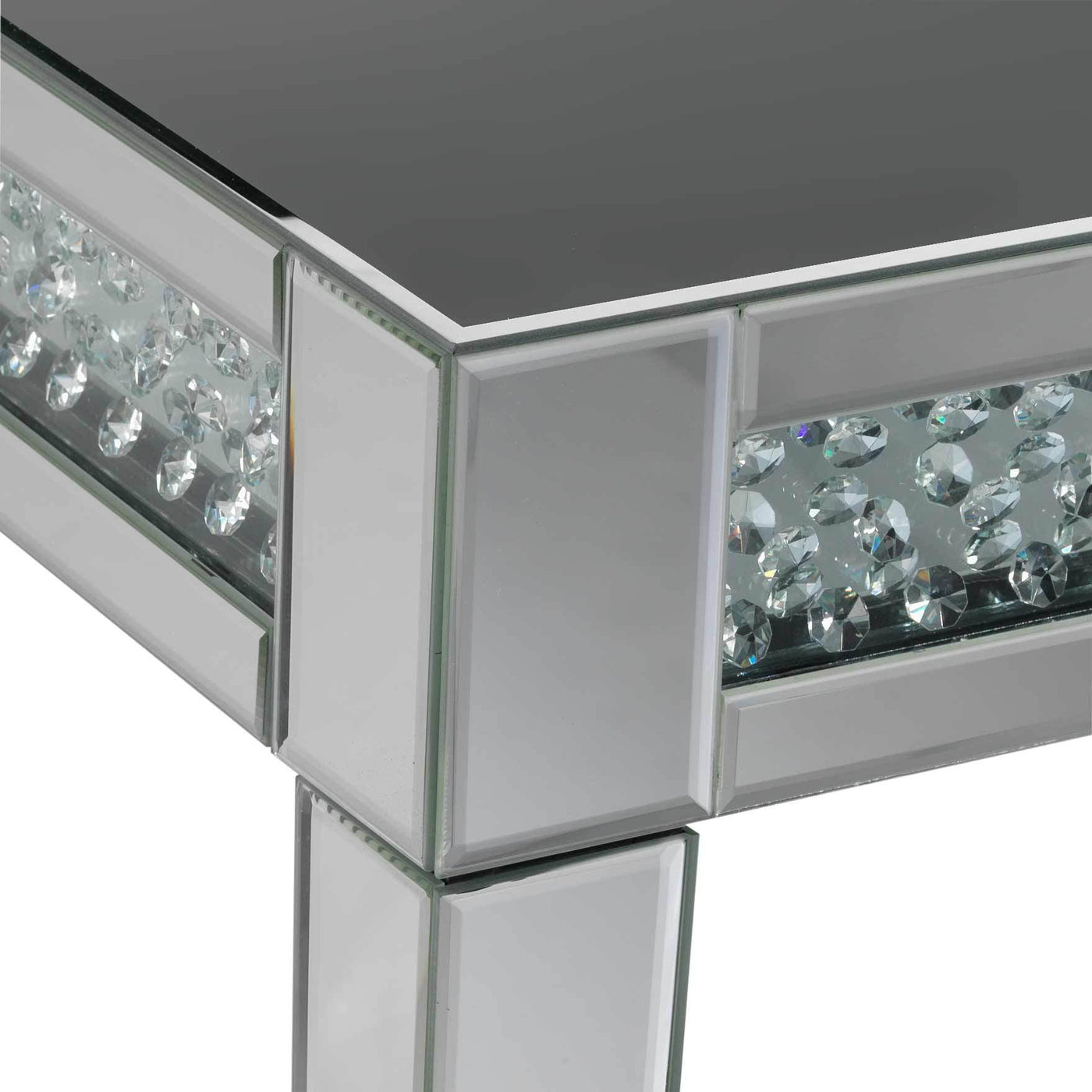 Aria Coffee Table Mirrored Glass